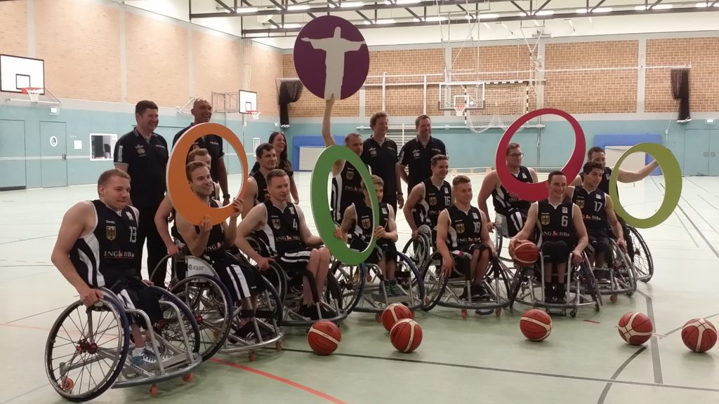 Basketball Nationalmannschaft