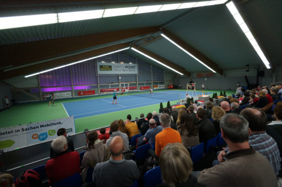 Tennishalle Sporthotel Glockenspitze