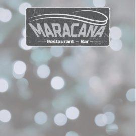 Weihnachten im Restaurant Maracana