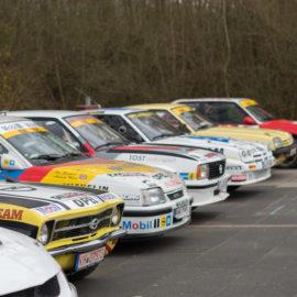 """""""Arrangement"""" 35. Westerwald-Rallye"""